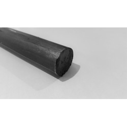 Fer Rond plein lisse Acier diamètre 30 mm laminé à chaud