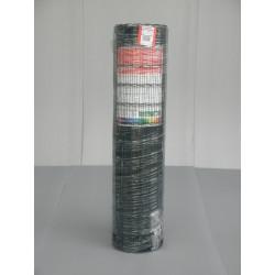 Palette de 16 rouleaux de Grillage PLASTIROL 1M20 / 25M Vert