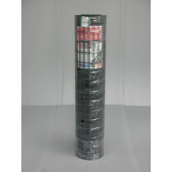 Palette de 12 rouleaux de Grillage Plastifié Vert LUXOR 1M50 / 25M