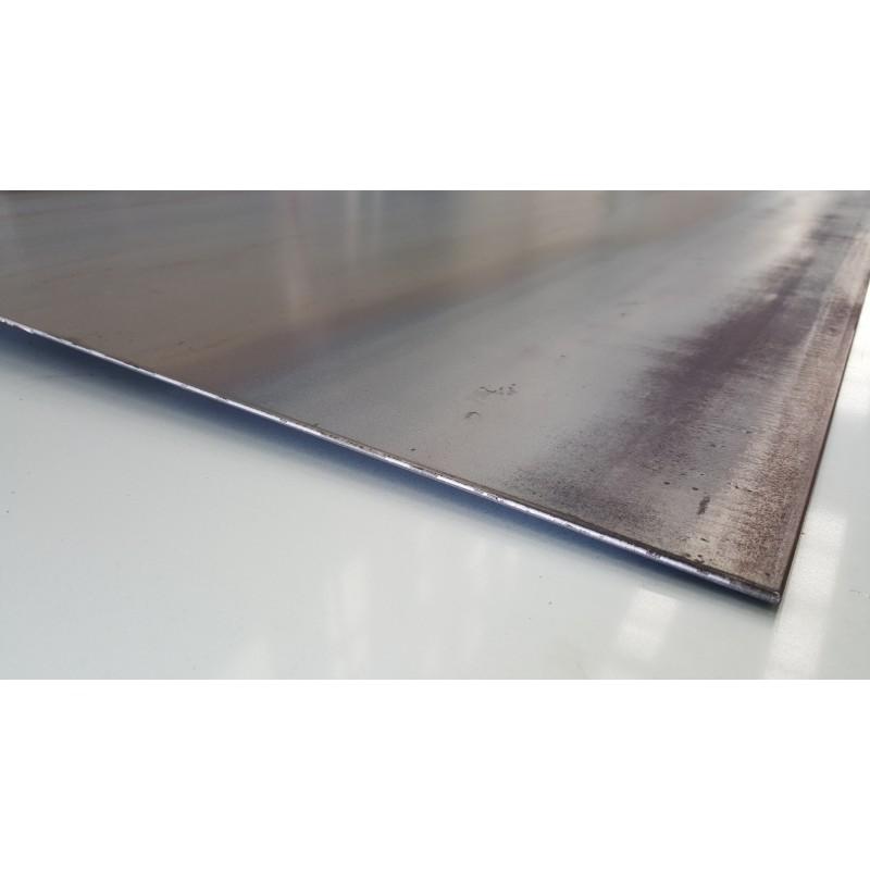 d coupe de t le epaisseur 2 mm acier lamin chaud qualit s235jr. Black Bedroom Furniture Sets. Home Design Ideas