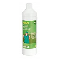 Gel lubrifiant VETGEL 1000ml recommandé par les vétérinaires