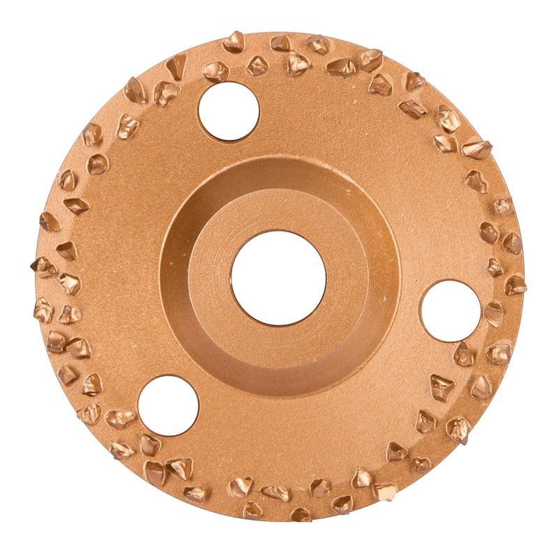 DISQUE DE PARAGE 115 mm grainé sur 1 côté