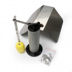 Kit Robinetterie DAIRY-BAC 400 L - Pressions 1,5 à 3,5 bars