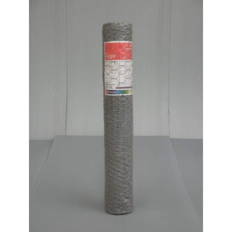 Grillage à Poussins et Anti-Mulots Maille 13mm-1M-25M