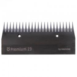 JEU DE PEIGNES Premium 31/23 dents tonte de finition - AESCULAP