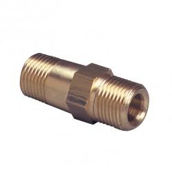 """Raccord droit laiton MM 1/2"""" (15 x 21 mm) pour LAC 5 et LAC 55 - LA BUVETTE"""