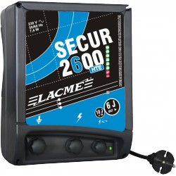 Electrificateur LACME SECUR 2600 HTE
