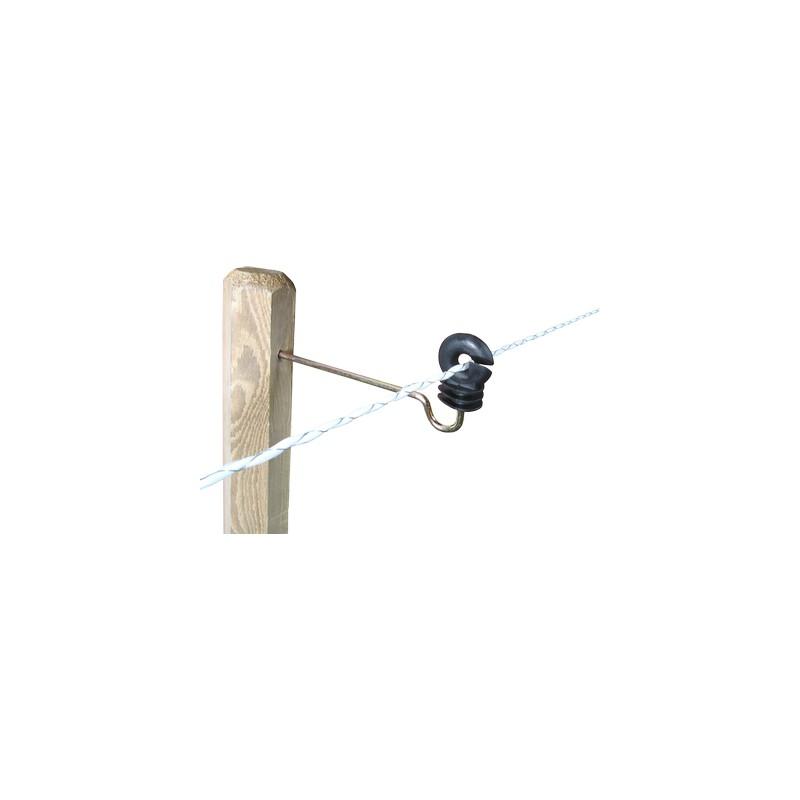 Isolateurs/écarteurs LACME -   ANNULAIRE-LON 10 pour clôture électrique