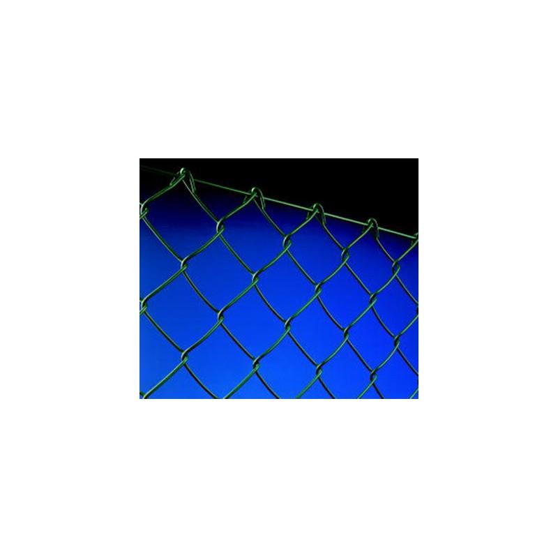 Grillage cl ture simple torsion 1m20 25m vert pour parcs et jardins - Grillage simple torsion galvanise ...