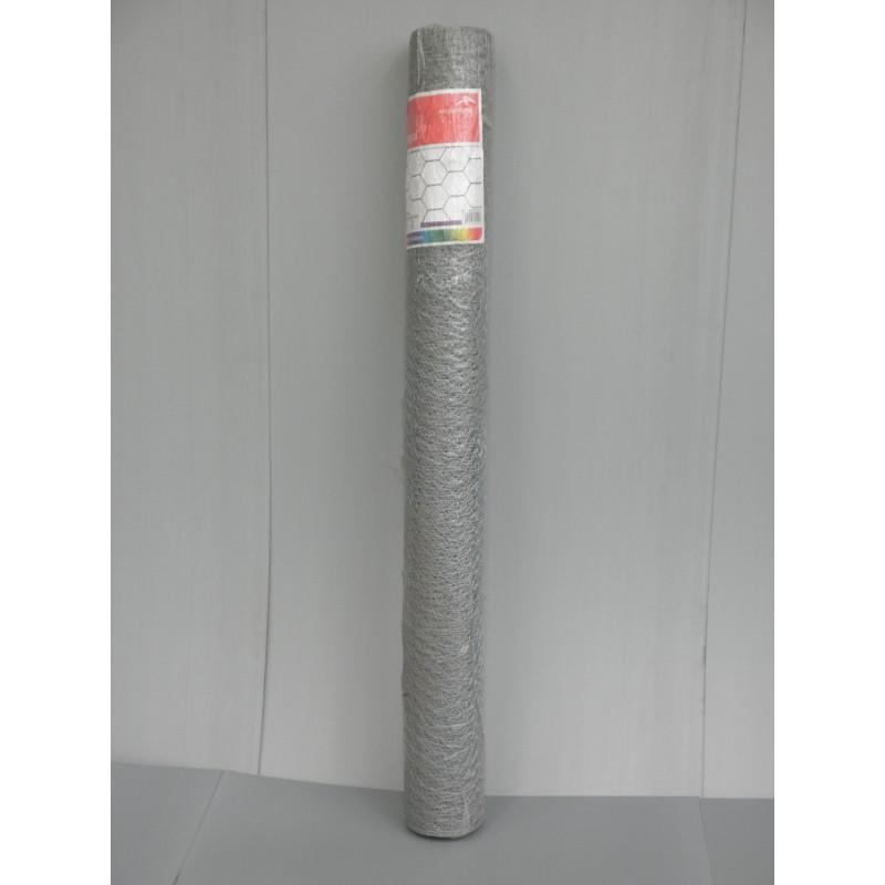 Grillage à Poules Maille 25mm-1,50M-50M