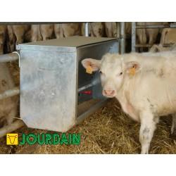 Nourrisseur sur Barrière pour Moutons et Veaux - JOURDAIN