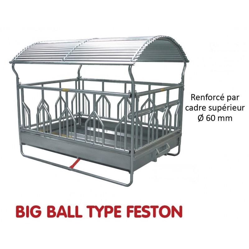 RATELIER BIG BALL TYPE FESTON - JOURDAIN
