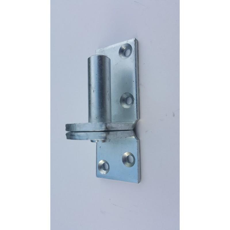 Pivot galvanis mm pour penture lourde de portes - Pivot de porte ...