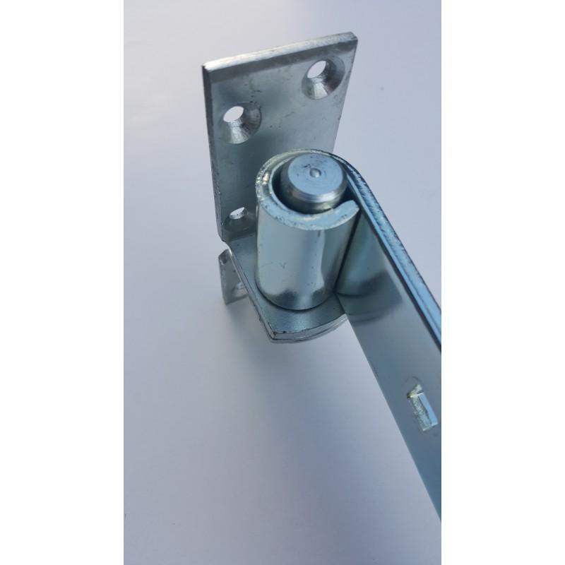 Pivot galvanis mm pour penture lourde de portes for Porte exterieur bmr