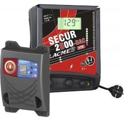 Electrificateur LACME PACK SECUR 2600 DAC
