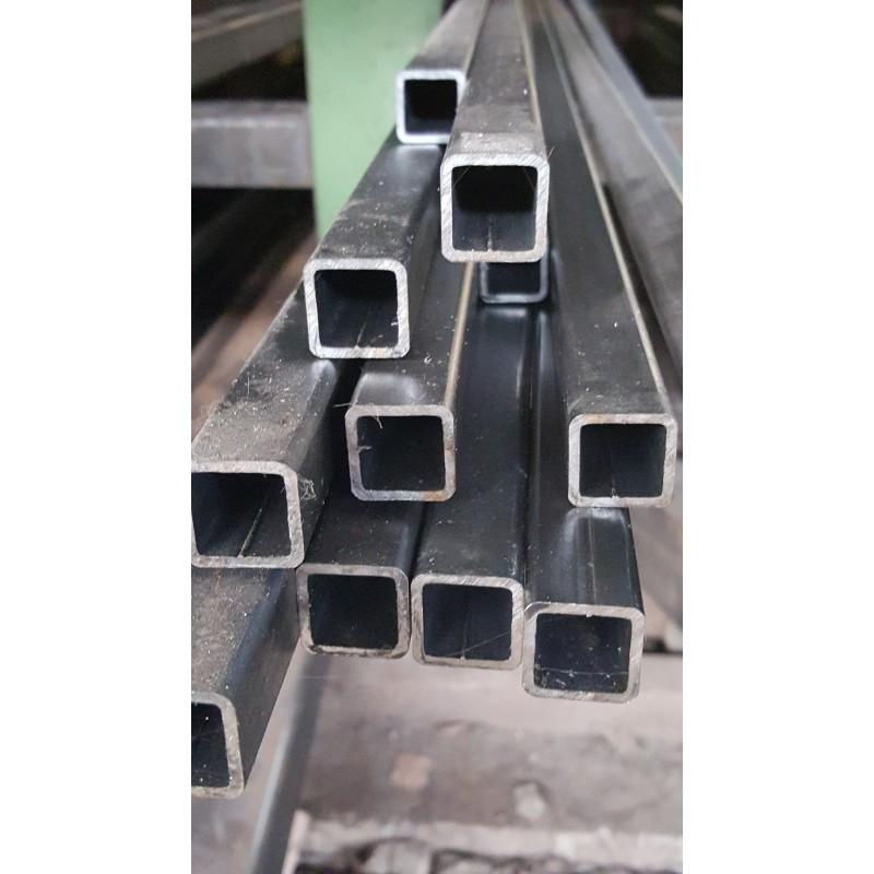 tube carr acier 25x25x2 mm qualit s235jr form froid. Black Bedroom Furniture Sets. Home Design Ideas
