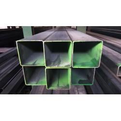 Tube acier carré 70 mm x 70 mm x 4 mm
