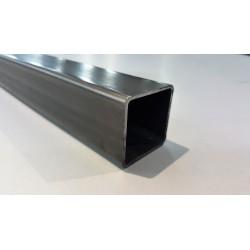 Tube acier carré  120 mm x 120 mm x 5 mm