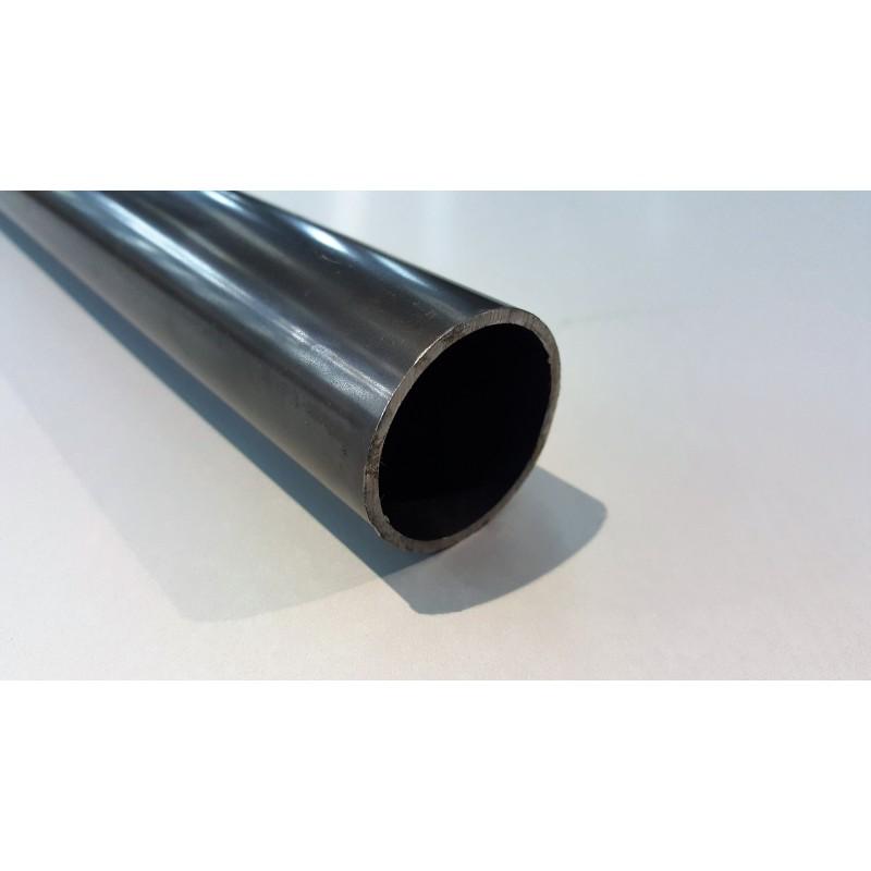 tube rond acier soud noir construction 70 mm x 5 mm. Black Bedroom Furniture Sets. Home Design Ideas