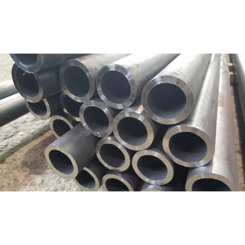 Tube acier Mécanique 125 mm x 71 mm Sans Soudure
