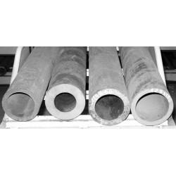 Tube acier Mécanique 140 mm x 100 mm Sans Soudure