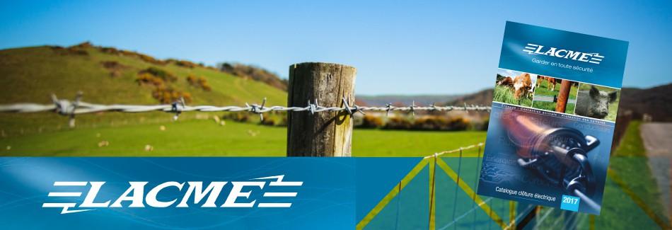 Promo - Tout le matériel Lacmé et autres pour la clôture électrique vente en ligne